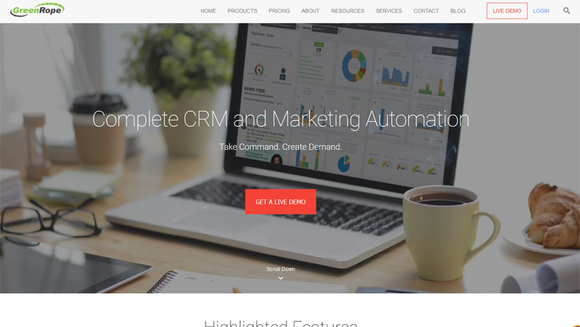 Marketing Automation with GreenRope