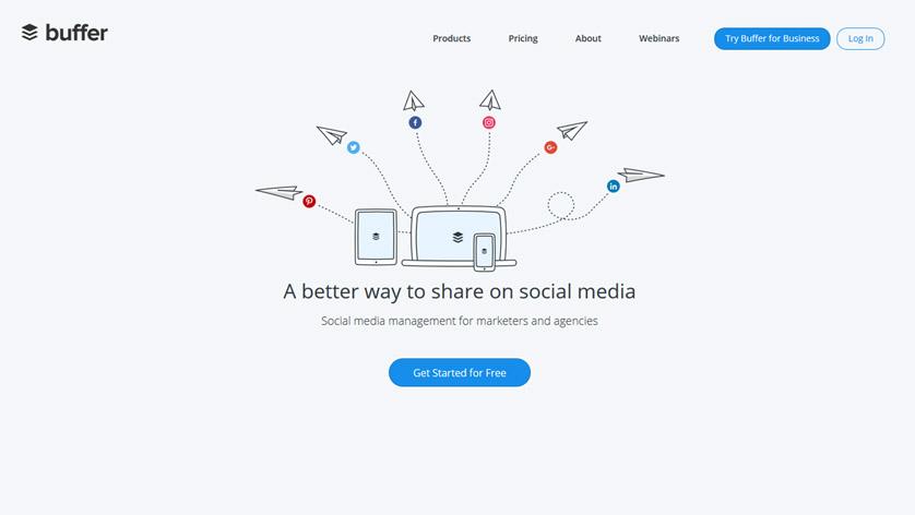Social Media Tools - Buffer