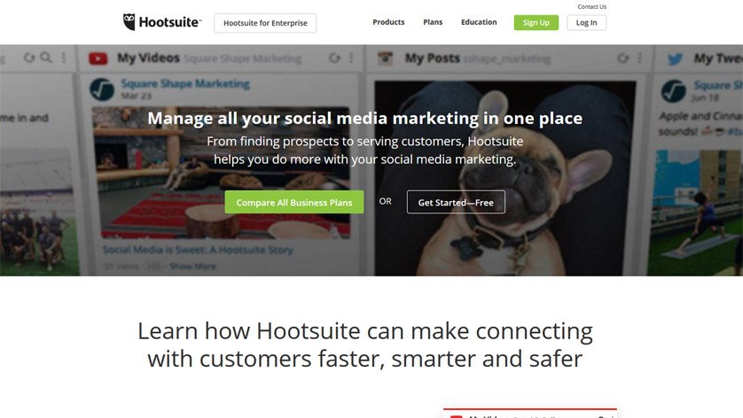 Social Media Tools - Hootsuite