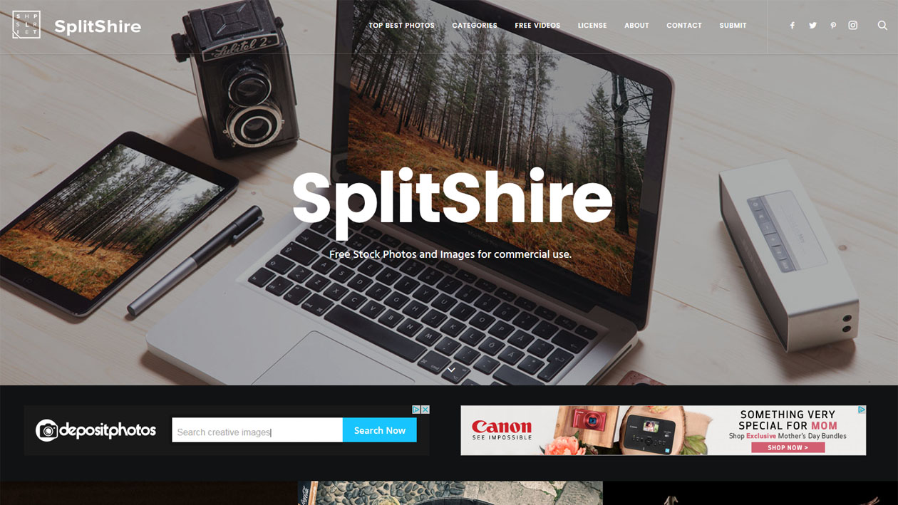 Stock Photography - SplitShire