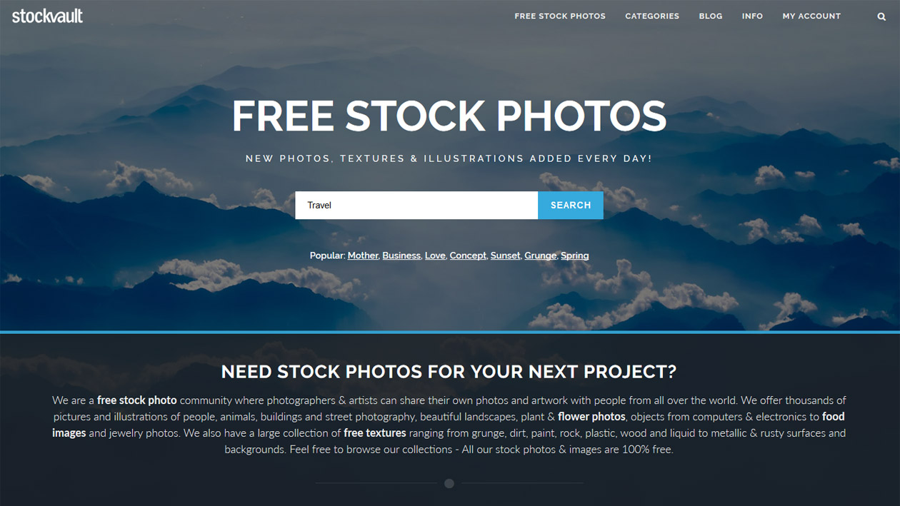 Stock Photography - StockVault