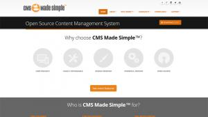 CMS Made Simple